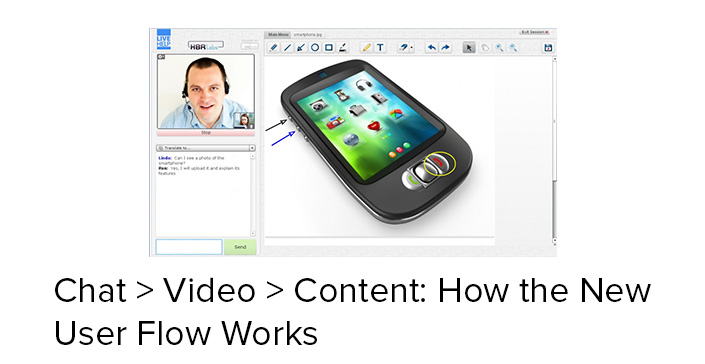 chat-video-content-how-the-new-user-flow-works