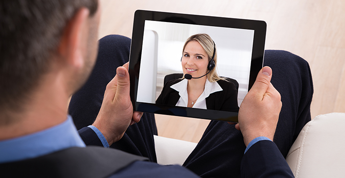 5 Ways Through Which Video Chat Helps you Retain your Customers