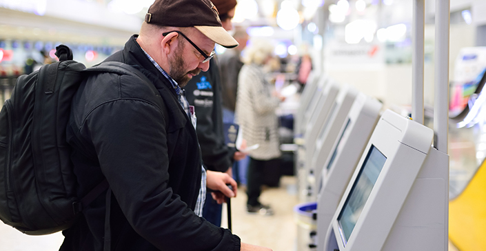 On Premise Information kiosks can Provide the best Assistance to Travelers at the Airport