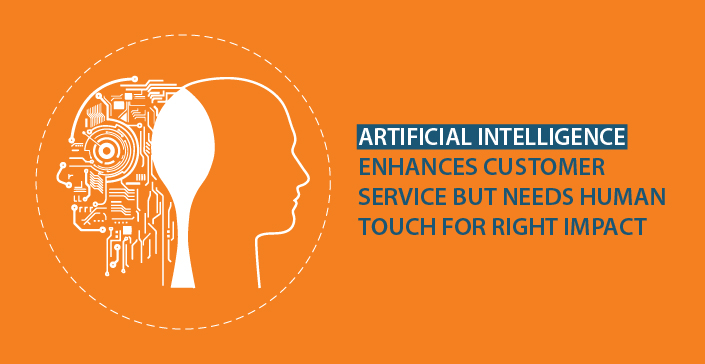 Artificial Intelligence Enhances Customer Service-01
