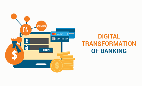 Omni-channel services: digital transformation of banking
